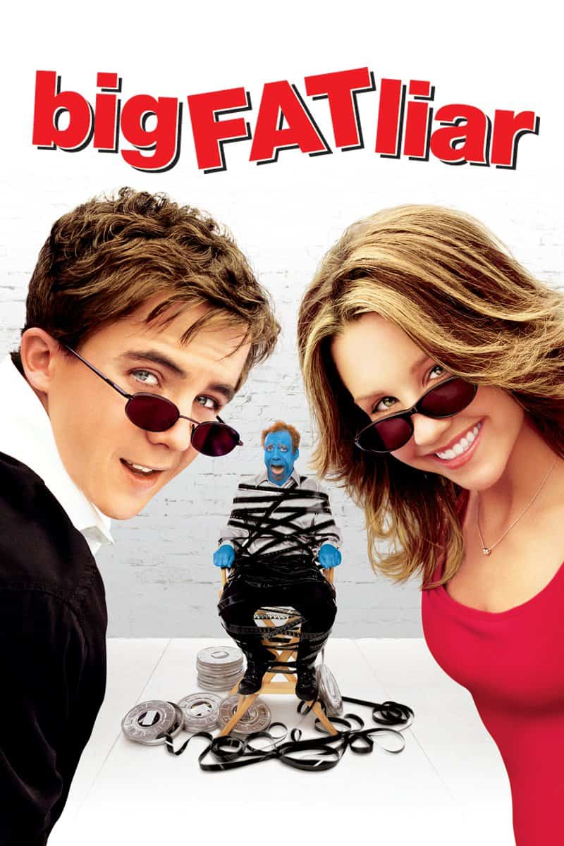 Big Fat Liar, 2002
