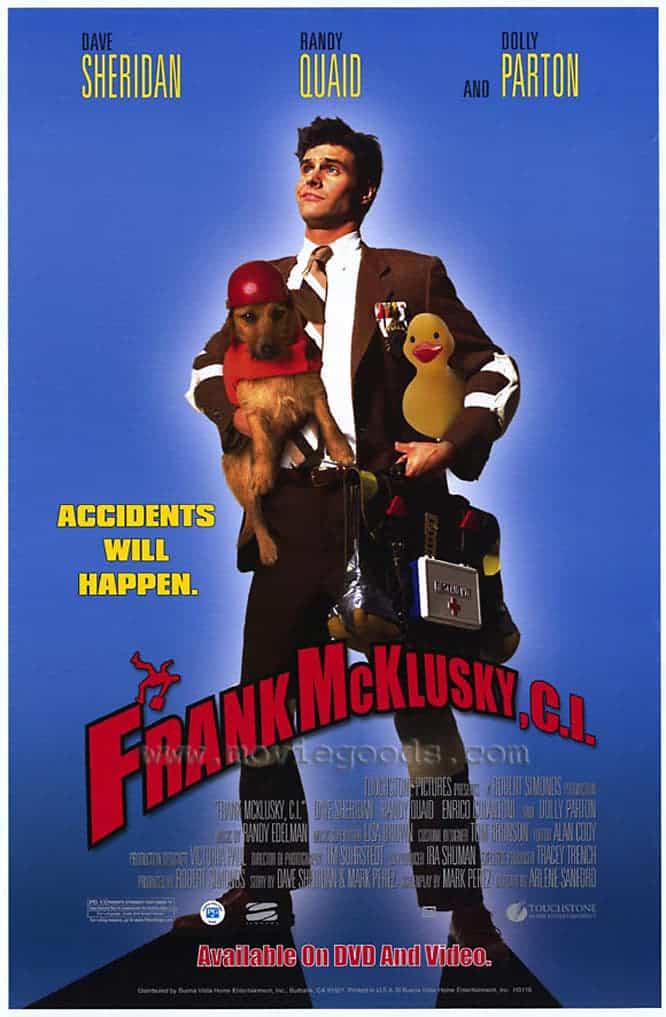 Frank McKlusky, C.I., 2002
