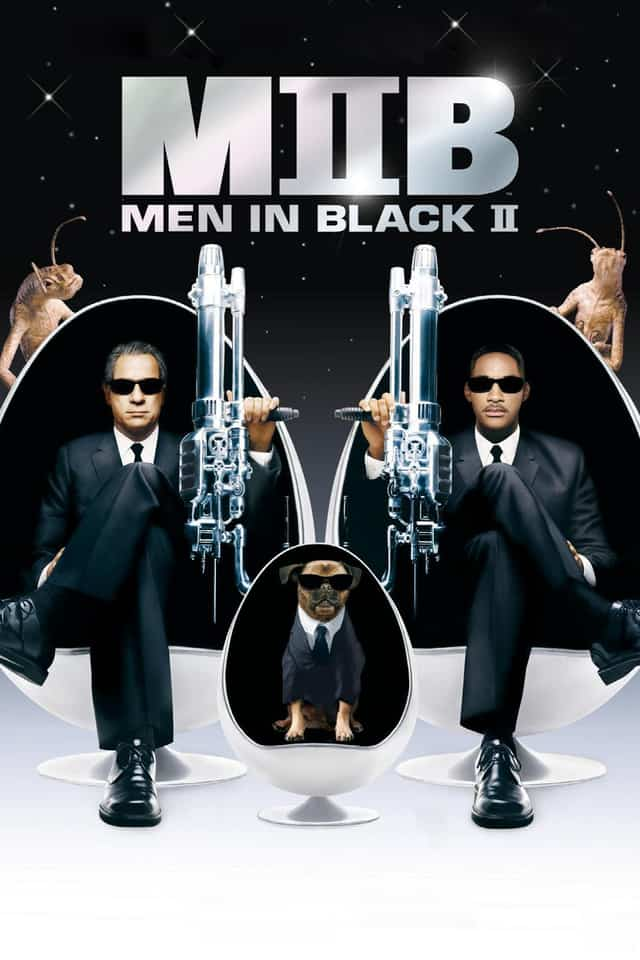 Men in Black II, 2002