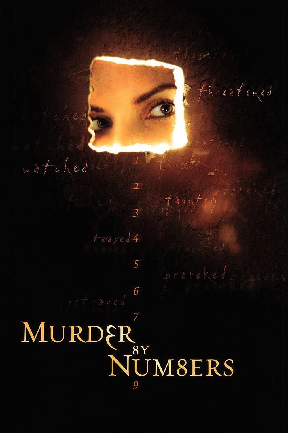 Murder by Numbers, 2002