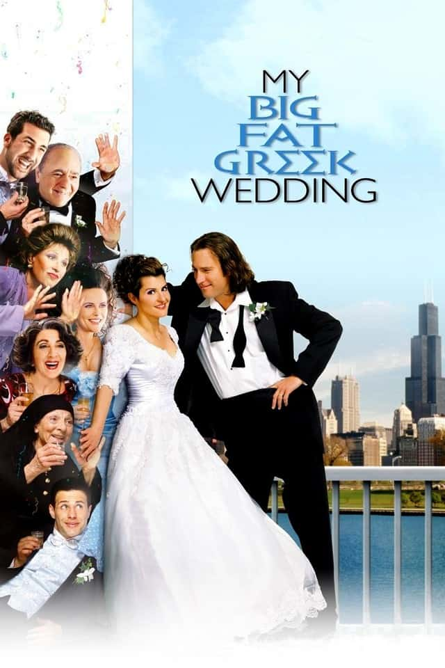 My Big Fat Greek Wedding, 2002
