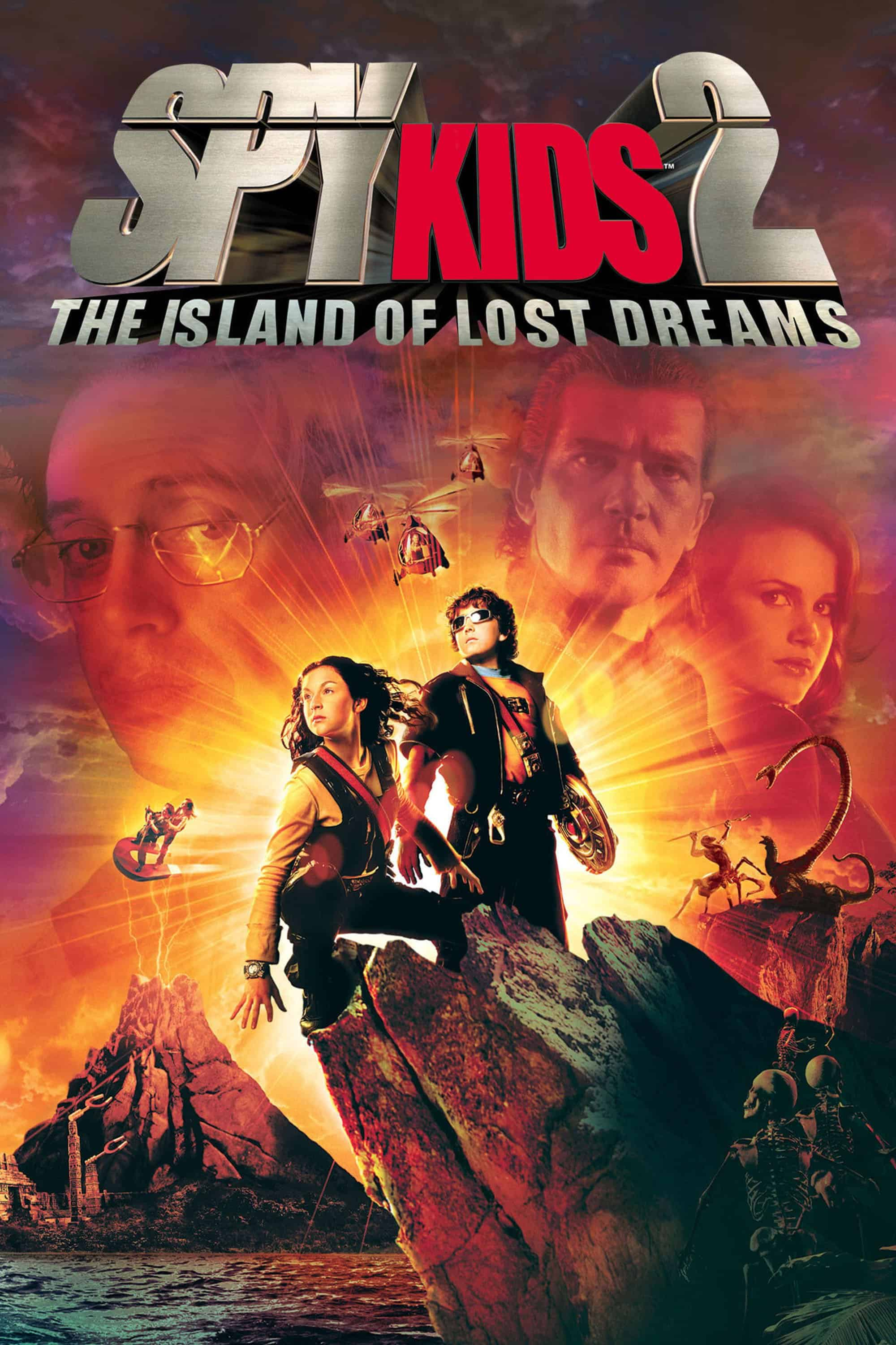 Spy Kids 2: The Island of Lost Dreams, 2002