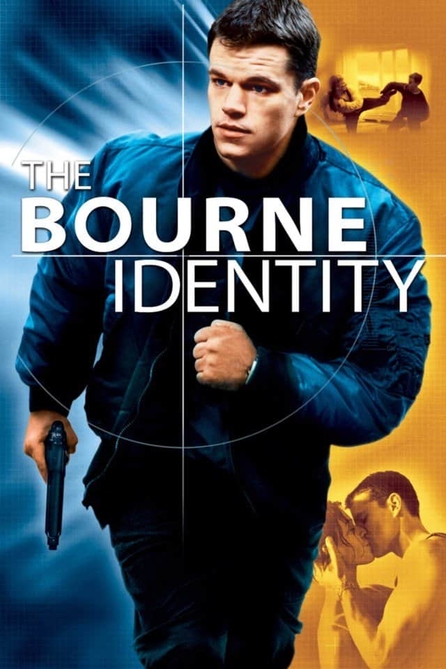 The Bourne Identity, 2002