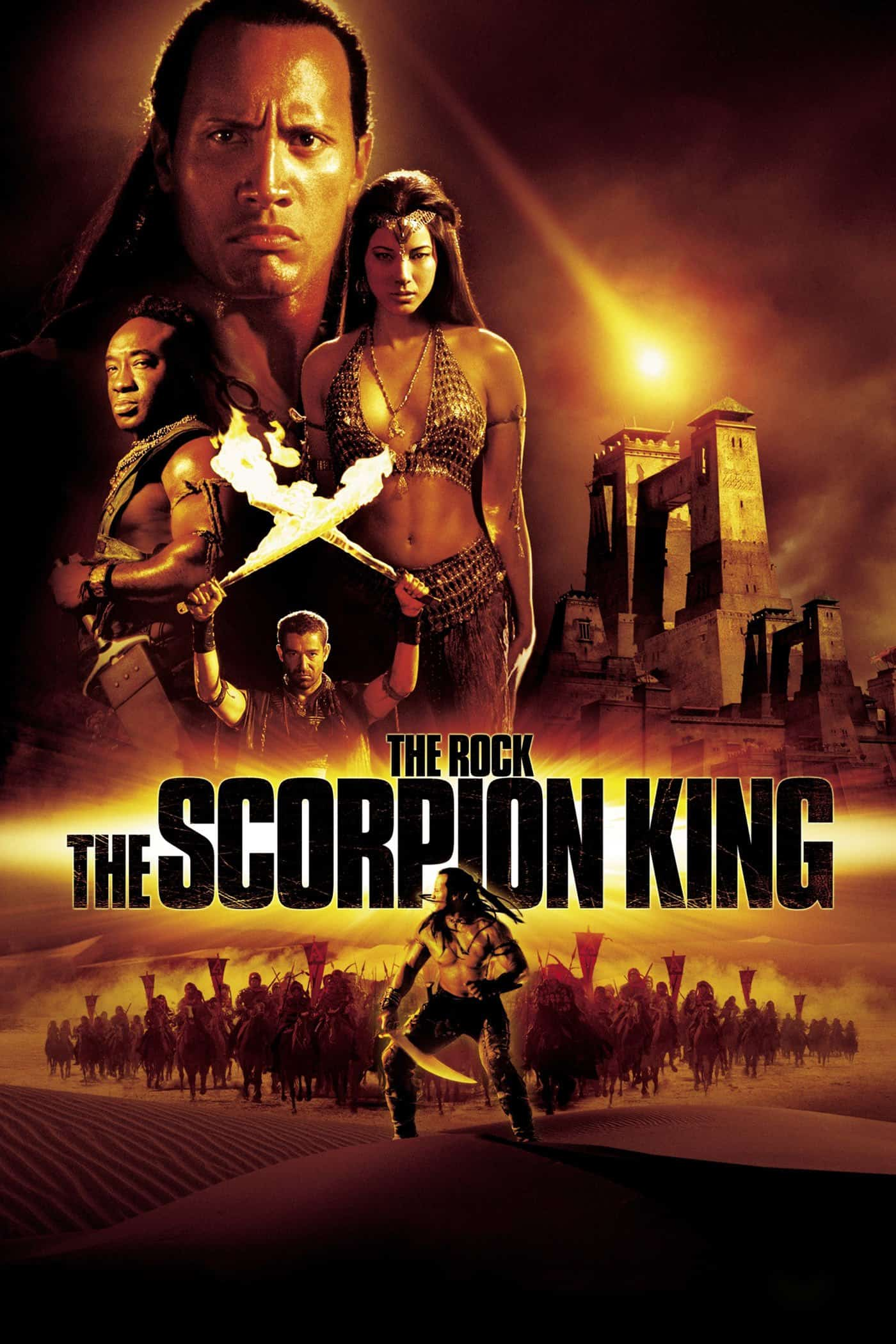 The Scorpion King, 2002