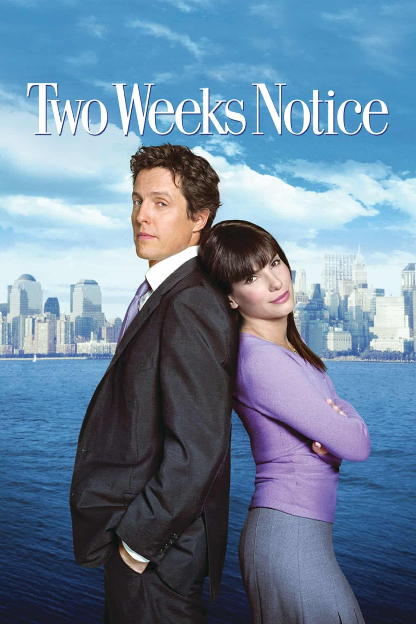 Two Weeks Notice, 2002