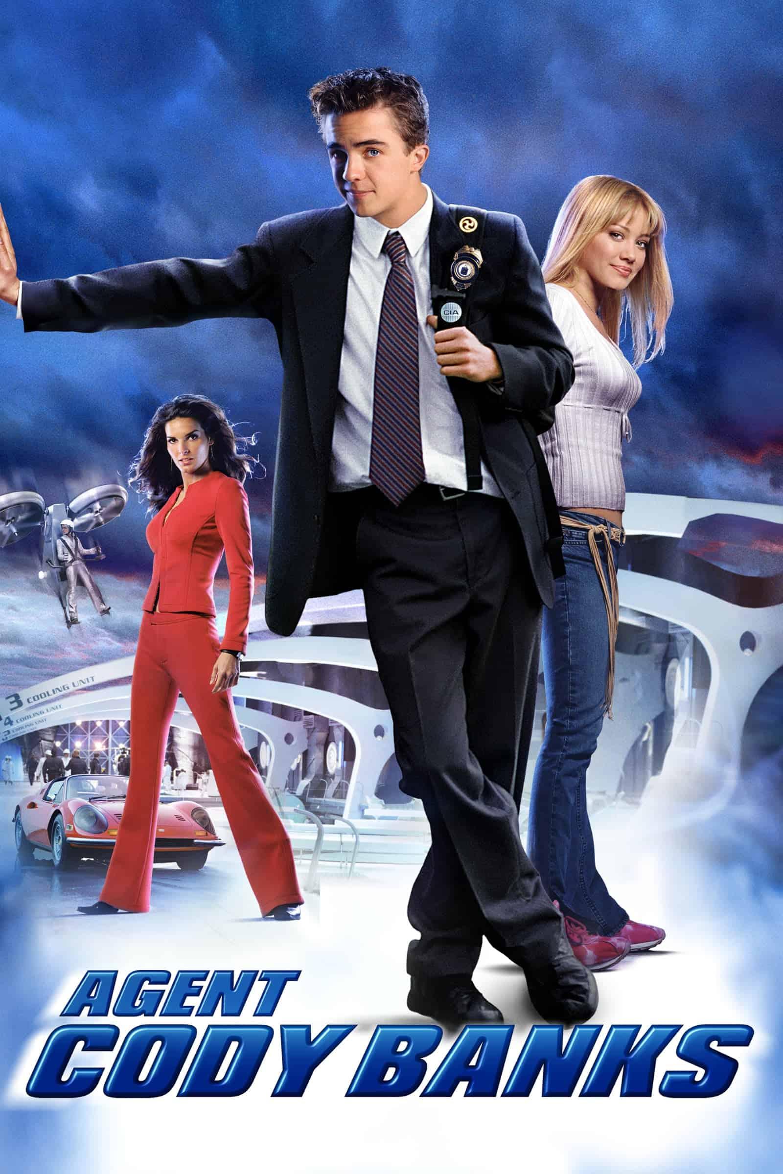 Agent Cody Banks, 2003