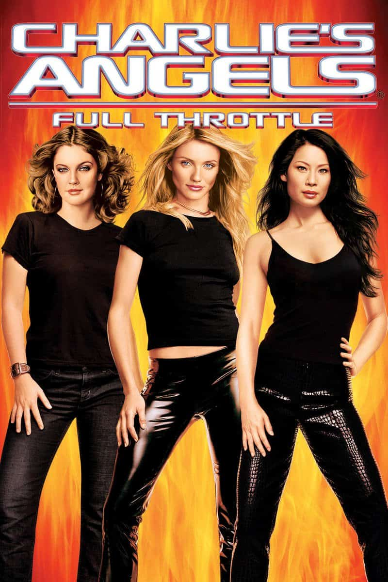 Charlie's Angels: Full Throttle, 2003