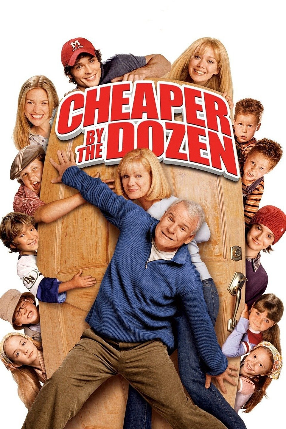 Cheaper by the Dozen, 2003
