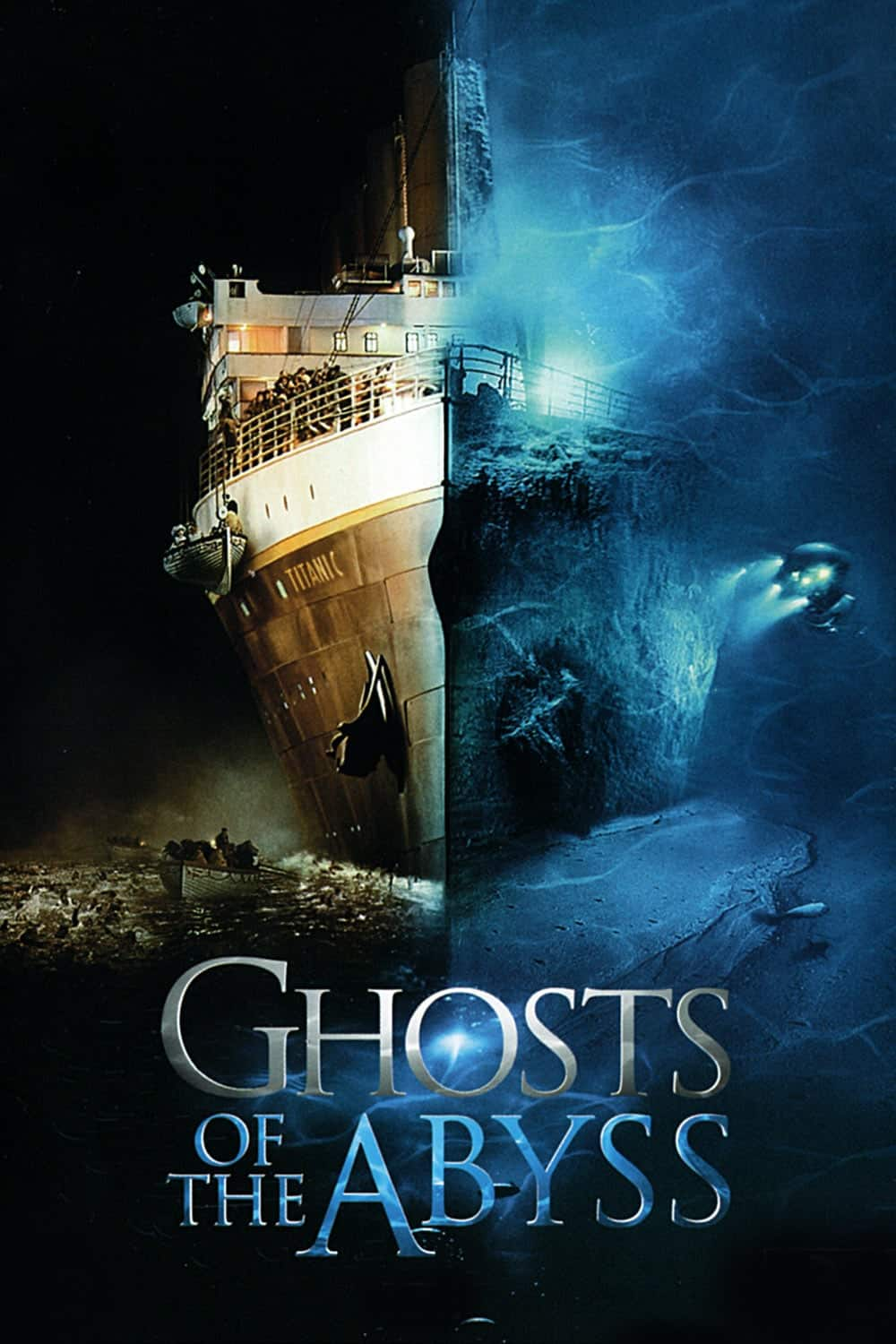Ghosts of the Abyss, 2003
