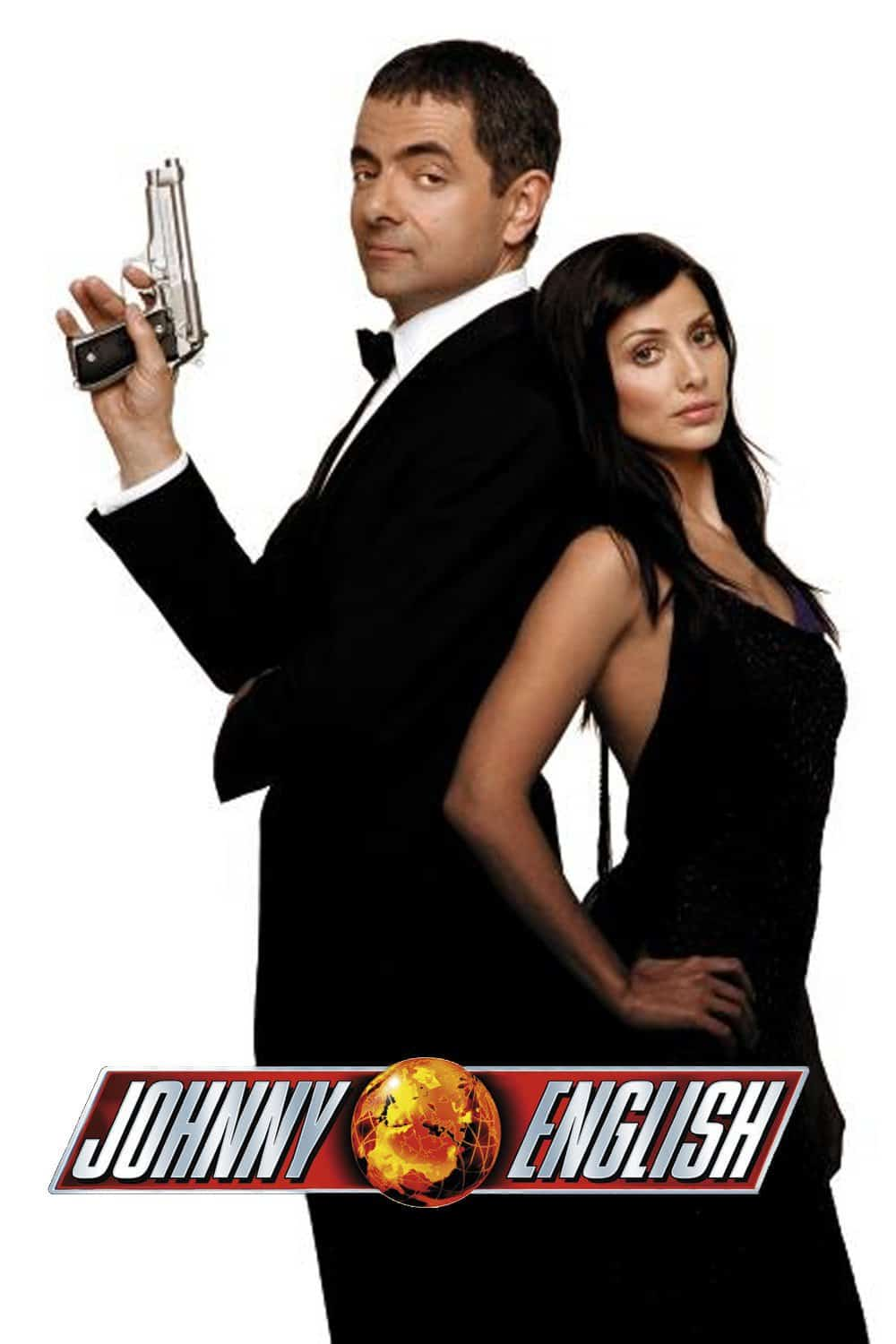 Johnny English, 2003