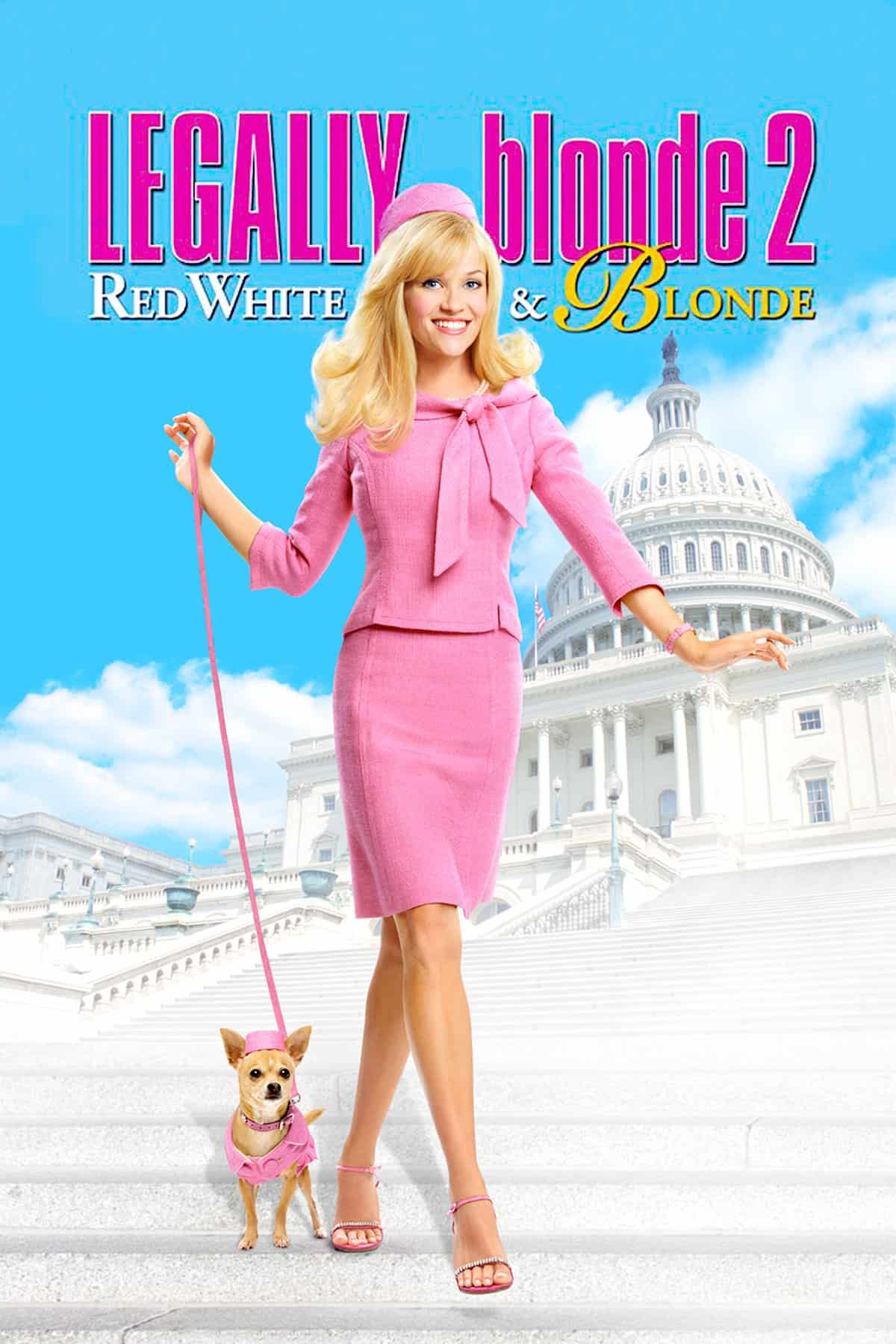 Legally Blonde 2: Red, White and Blonde, 2003