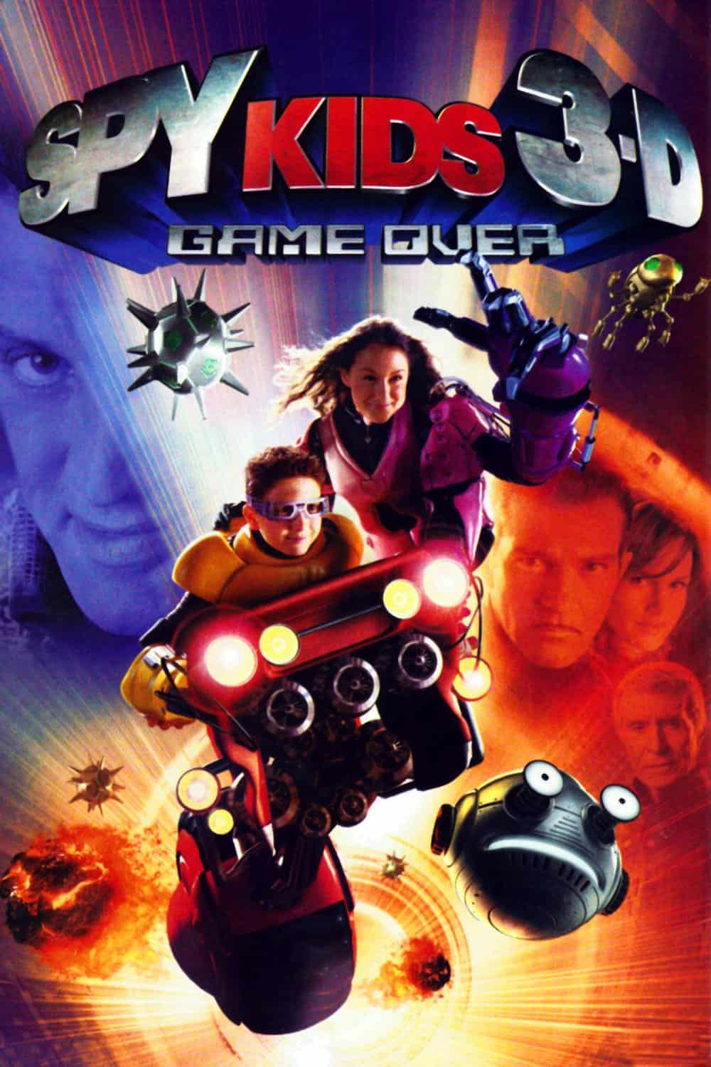 Spy Kids 3-D: Game Over, 2003