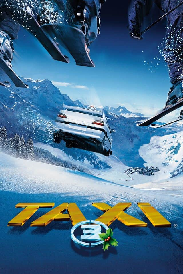 Taxi 3, 2003