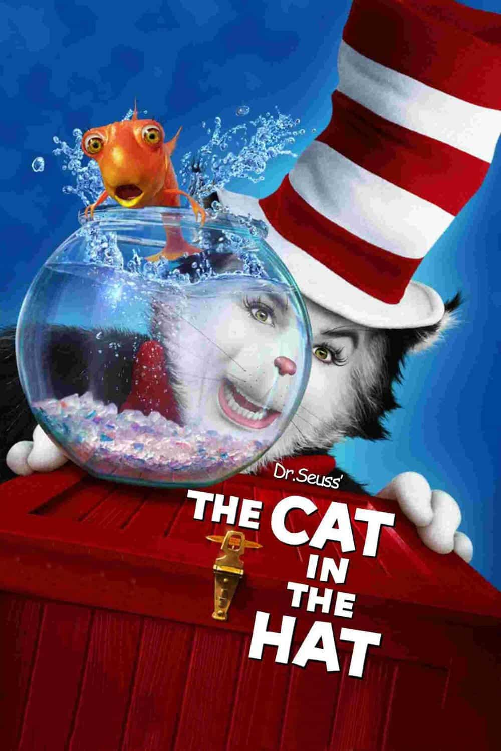 The Cat in the Hat, 2003
