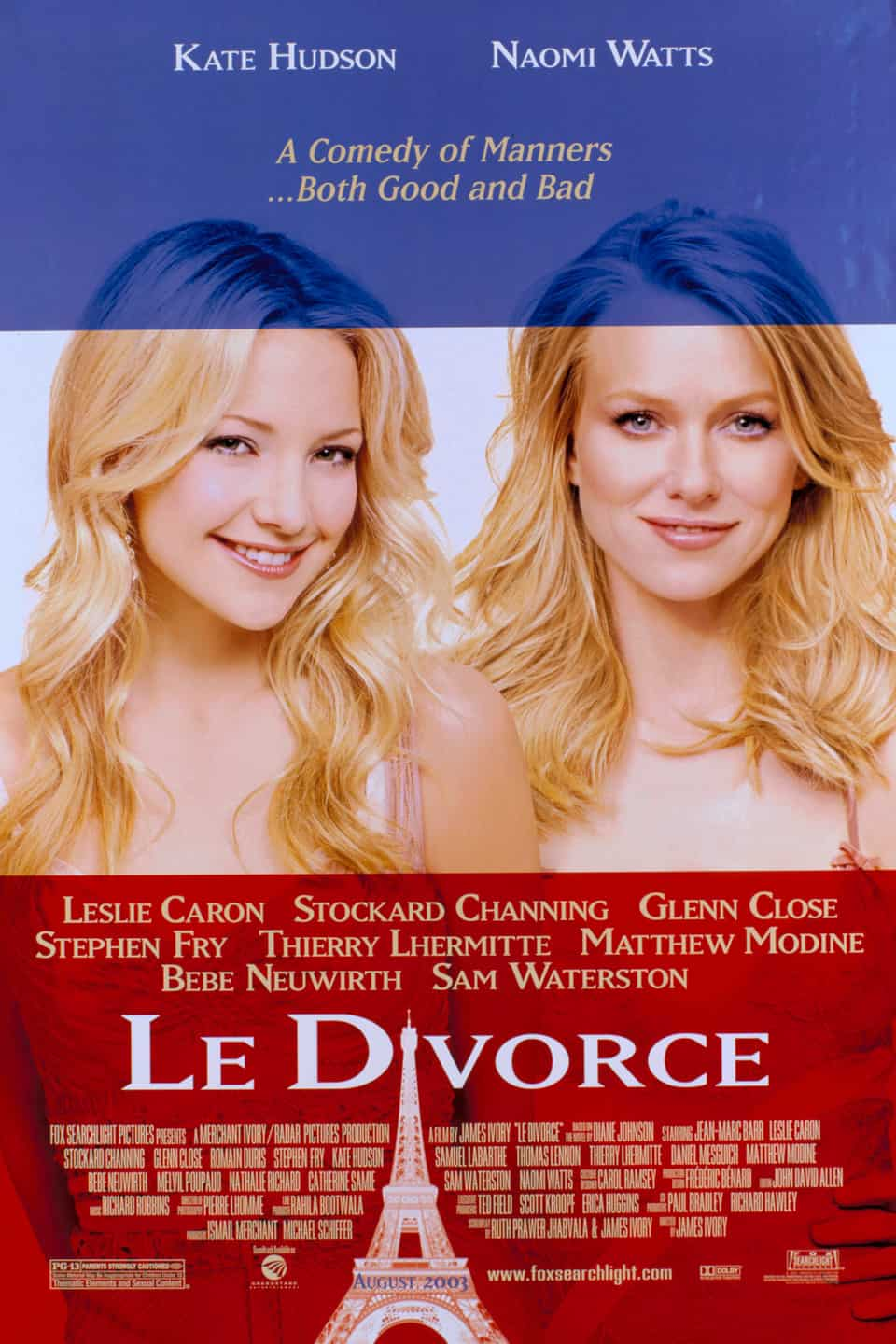 The Divorce, 2003