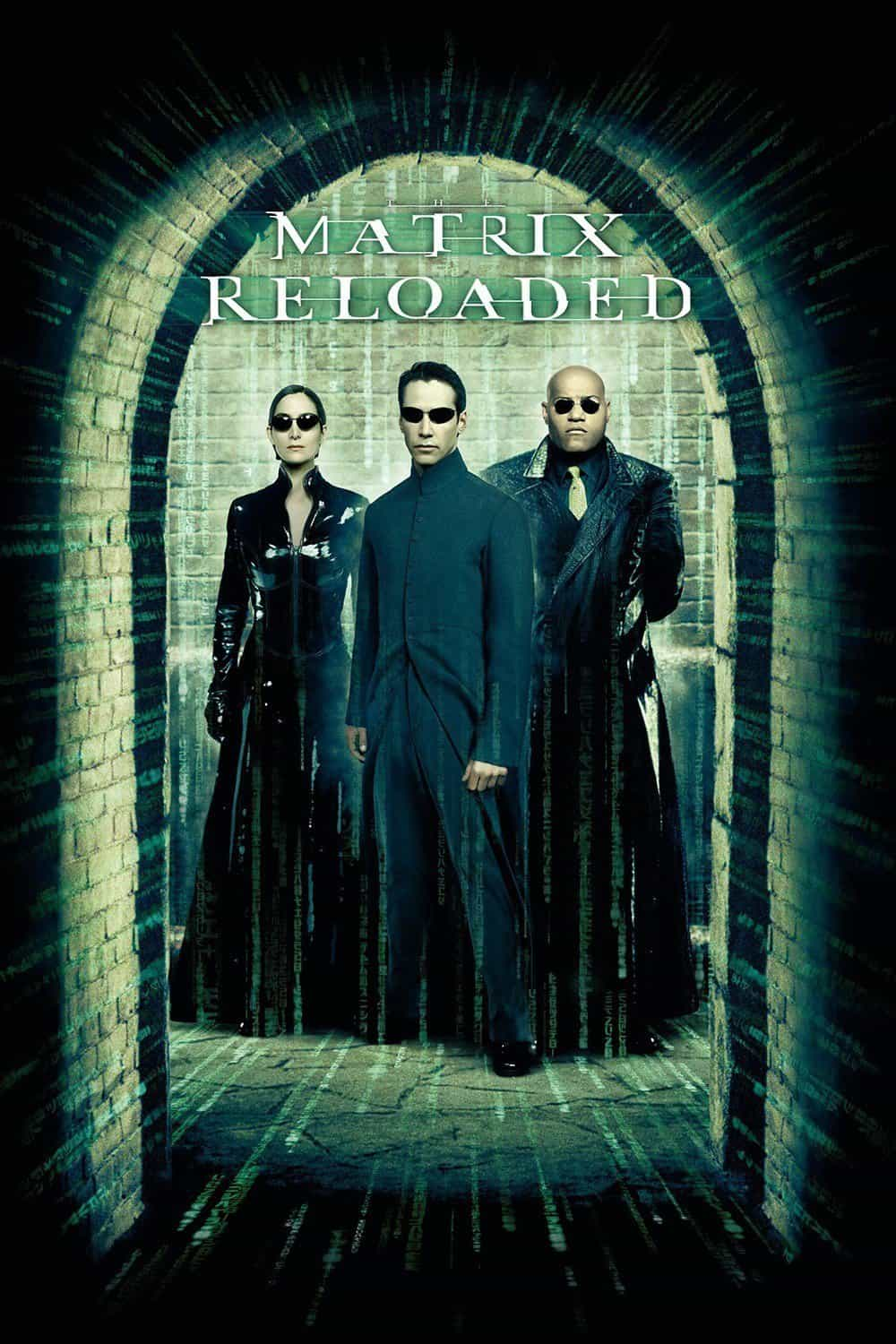 The Matrix Reloaded, 2003