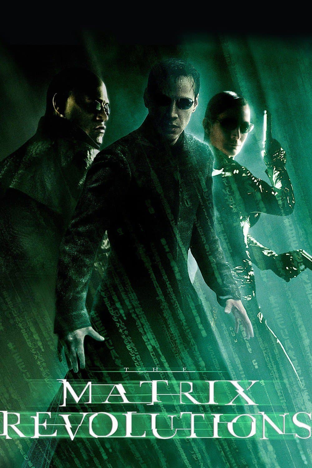 The Matrix Revolutions, 2003