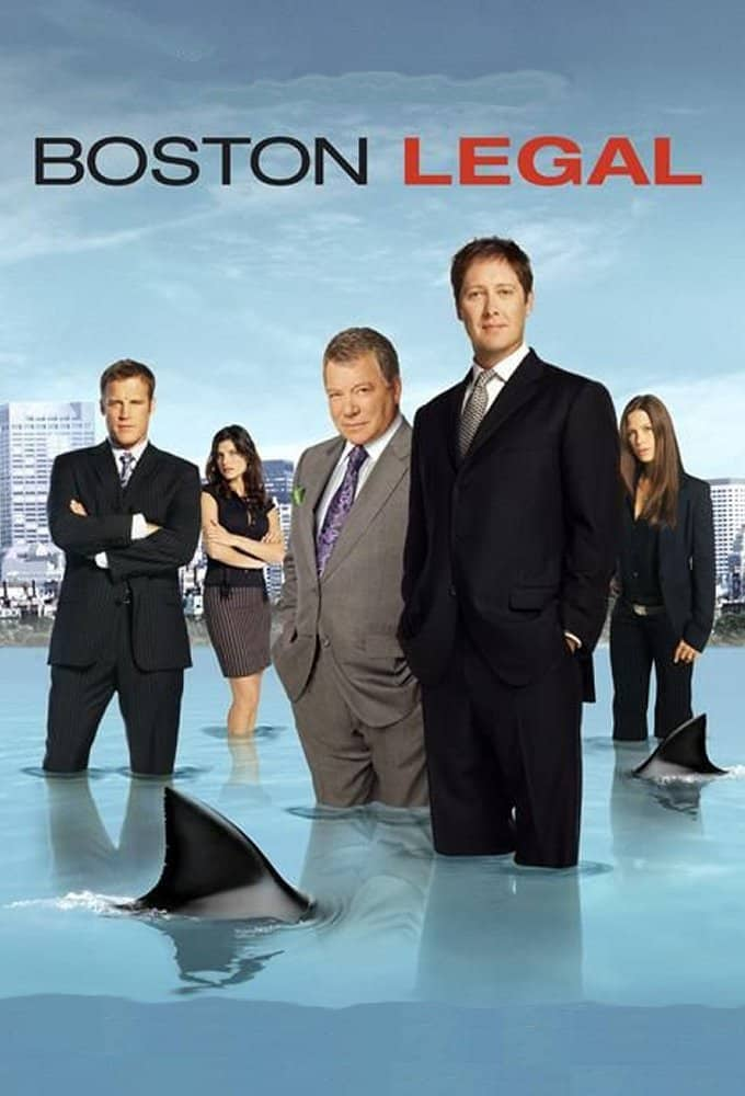 Boston Legal, 2004