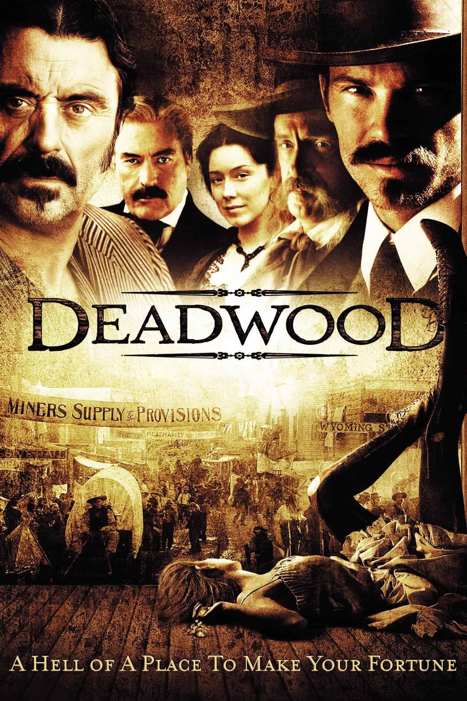 Deadwood, 2004