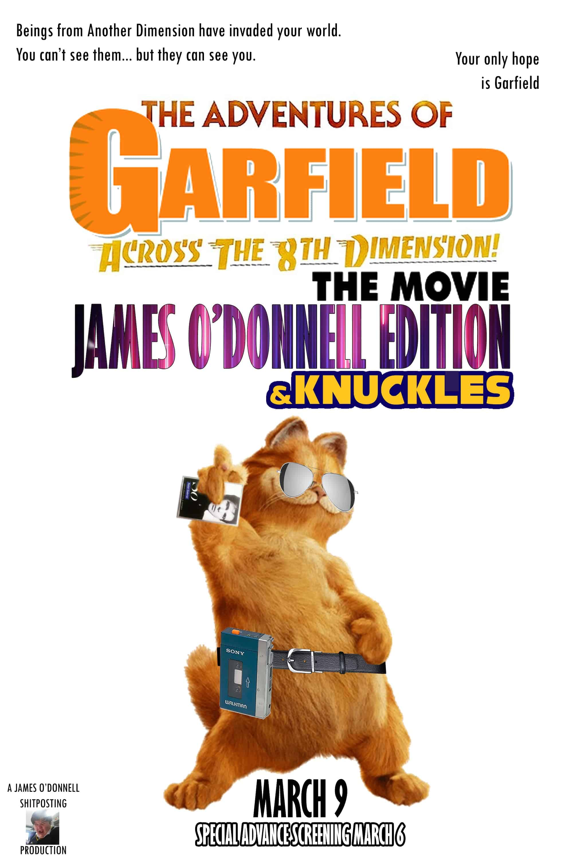 Garfield: The Movie, 2004