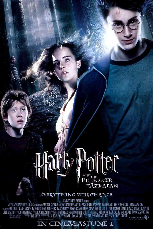 Harry Potter and the Prisoner of Azkaban, 2004