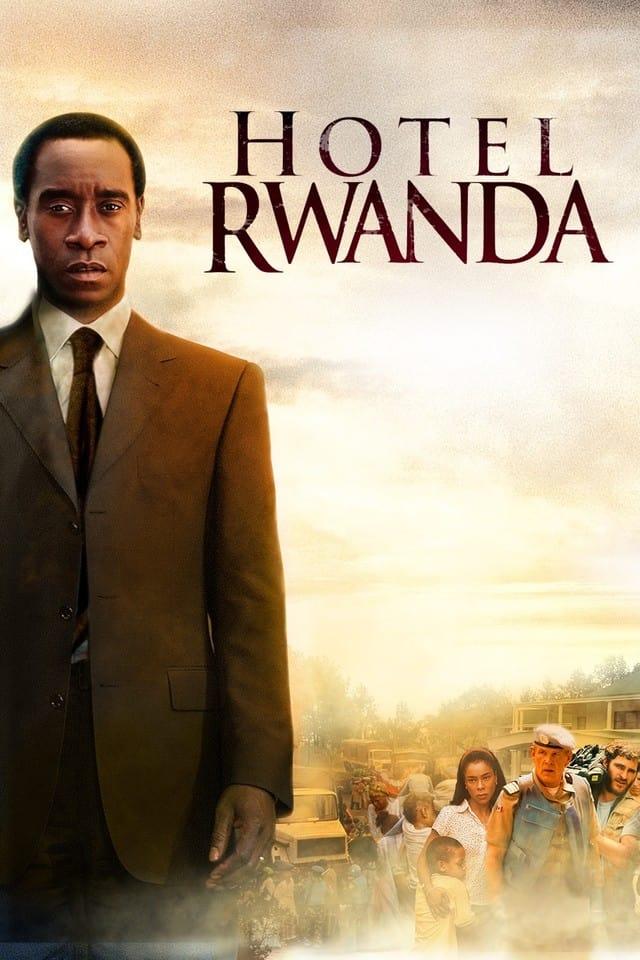 Hotel Rwanda, 2004