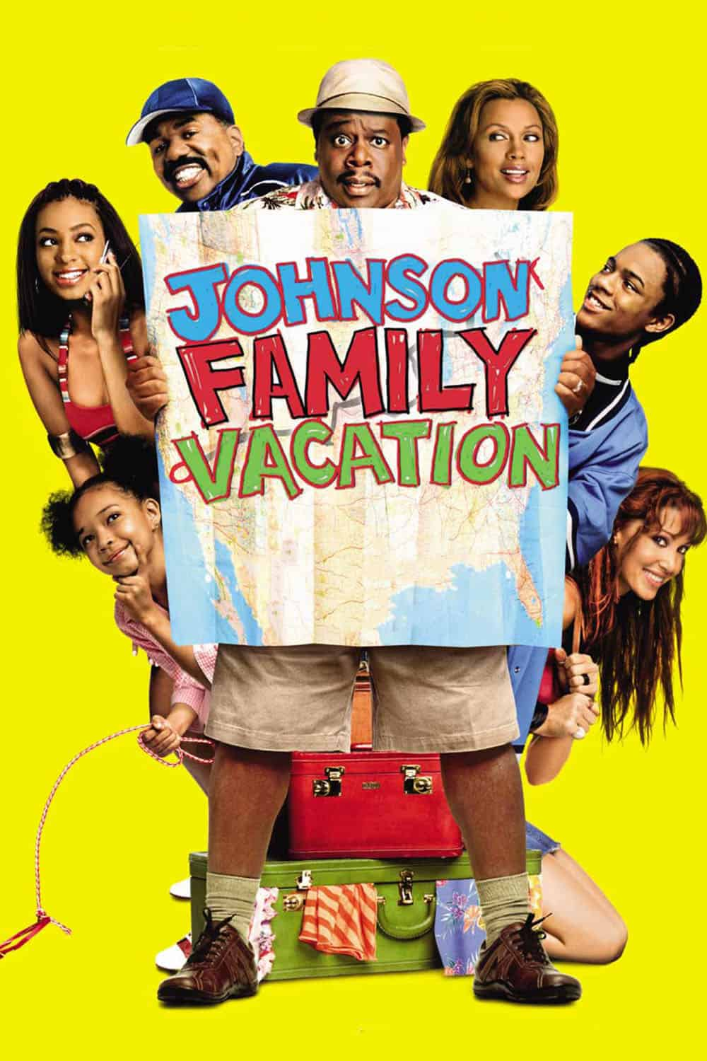 Johnson Family Vacation, 2004