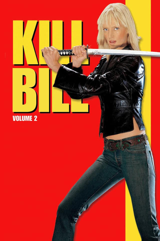 Kill Bill Volume 2, 2004