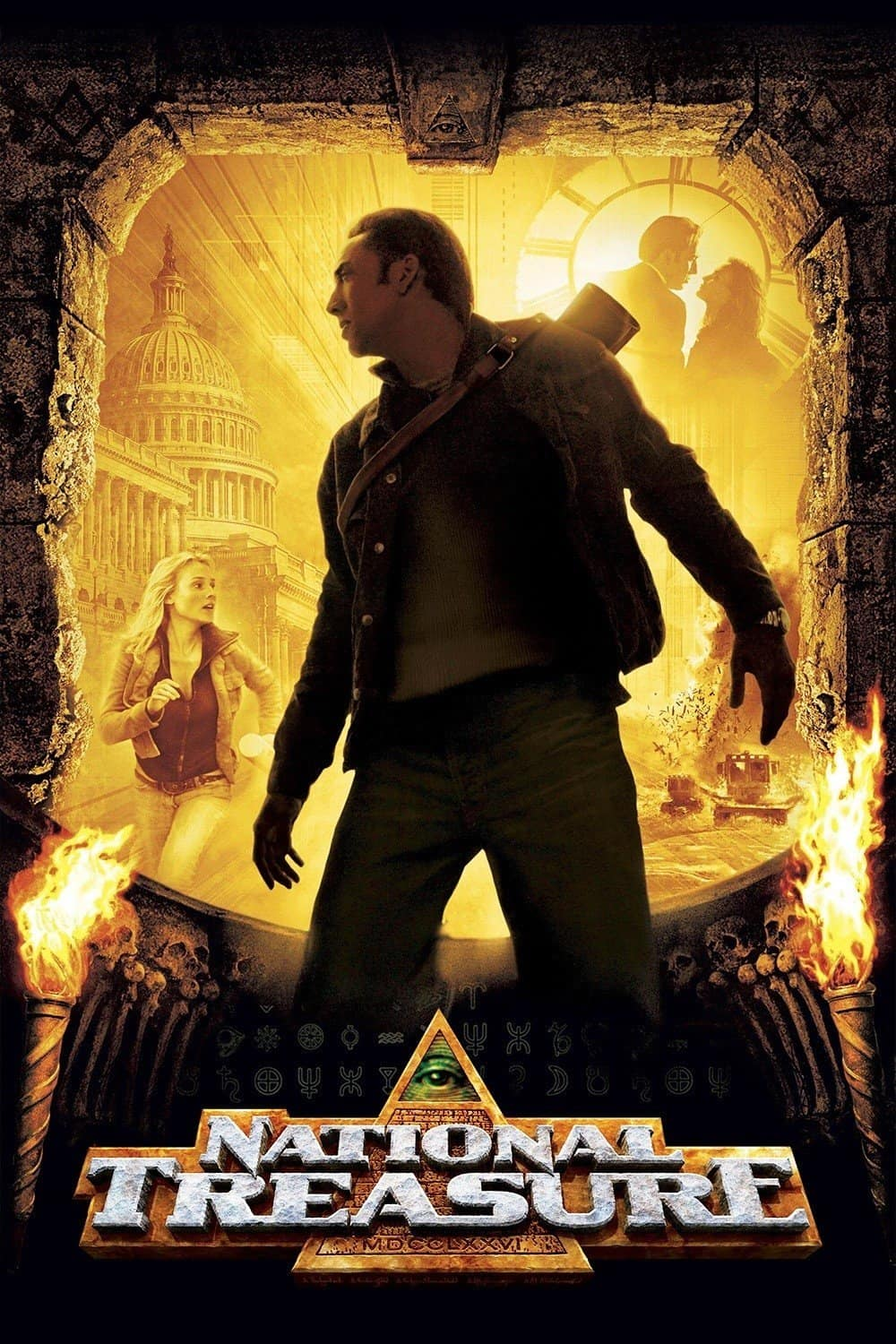 National Treasure, 2004