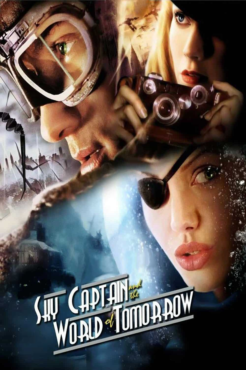 Sky Captain and the World of Tomorrow, 2004