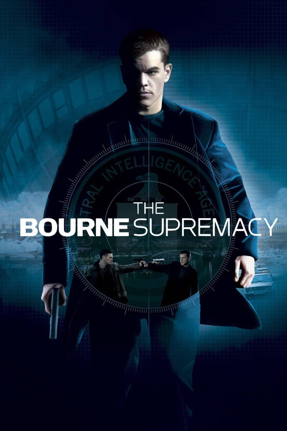 The Bourne Supremacy, 2004