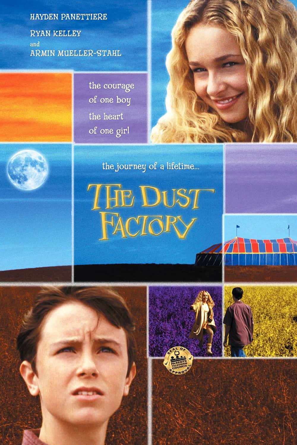 The Dust Factory, 2004