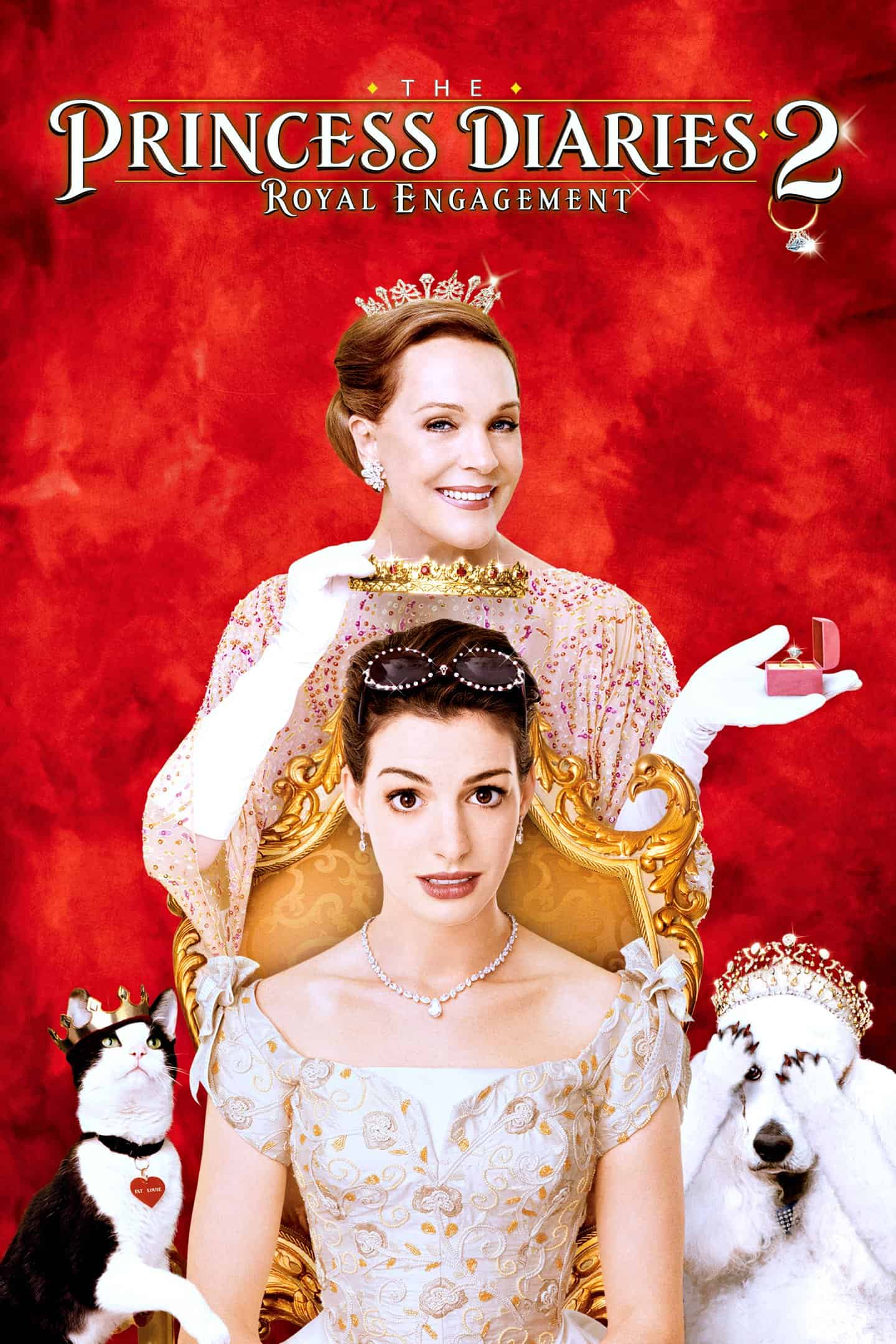 The Princess Diaries 2: Royal Engagement, 2004