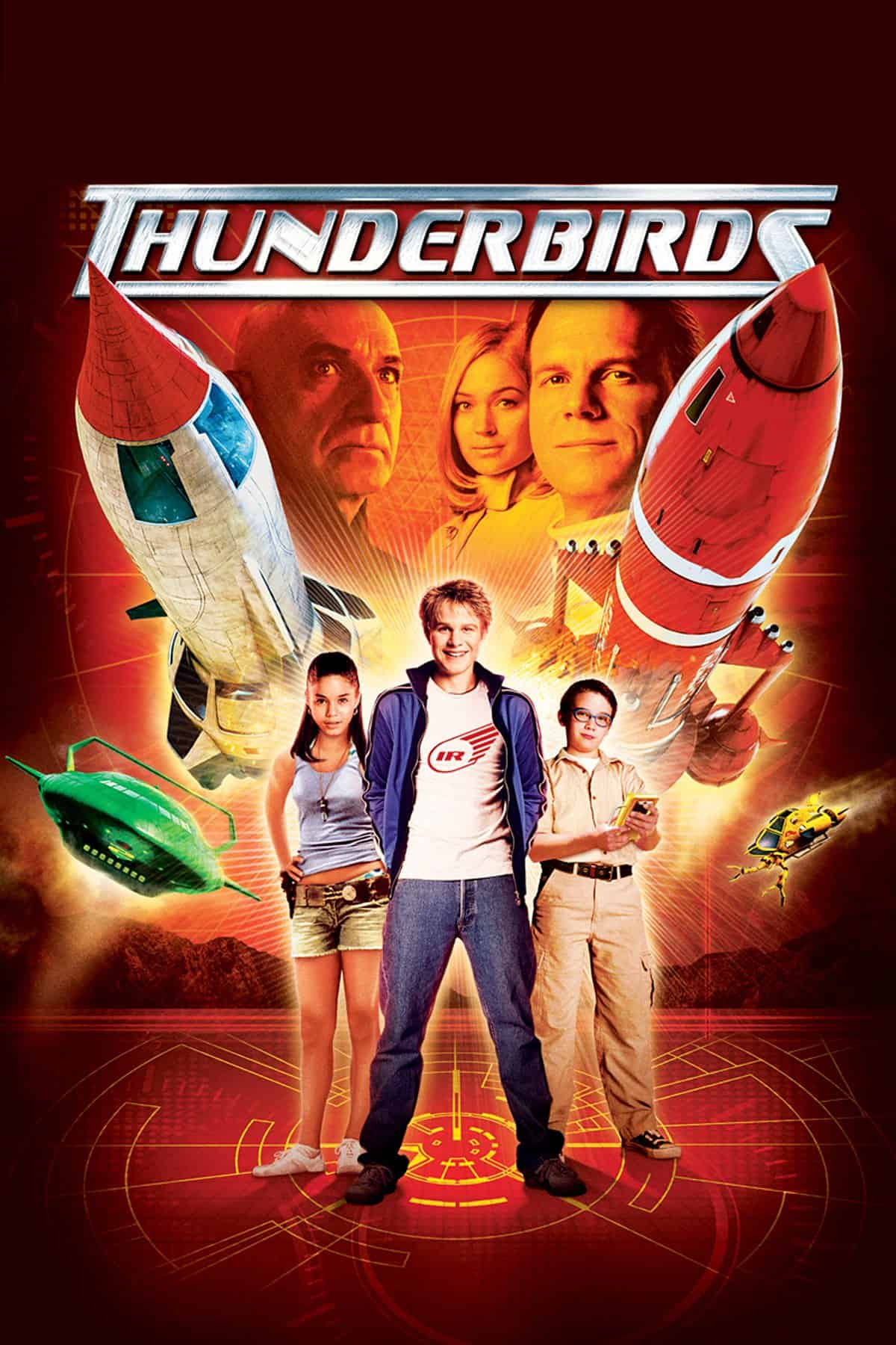 Thunderbirds, 2004