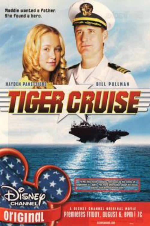 Tiger Cruise, 2004