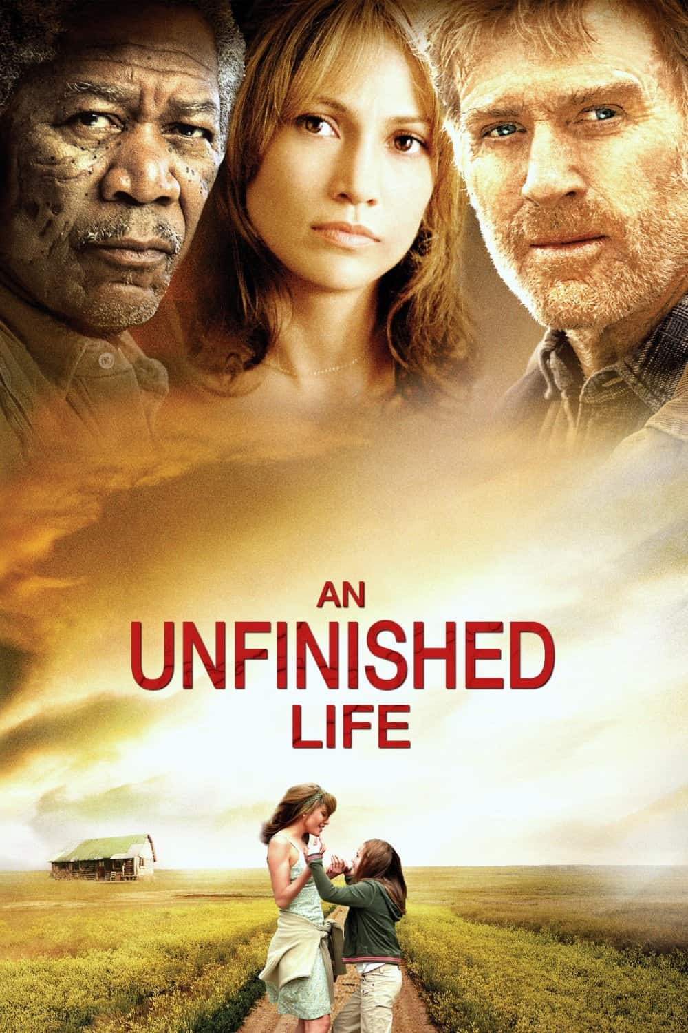 An Unfinished Life, 2005