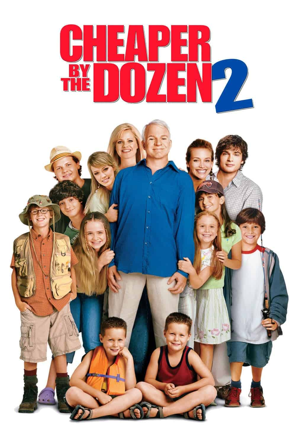 Cheaper by the Dozen 2, 2005