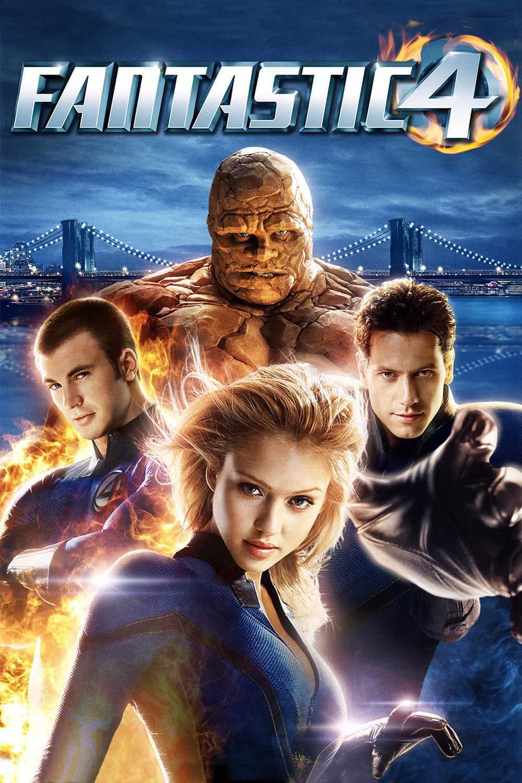 Fantastic Four, 2005