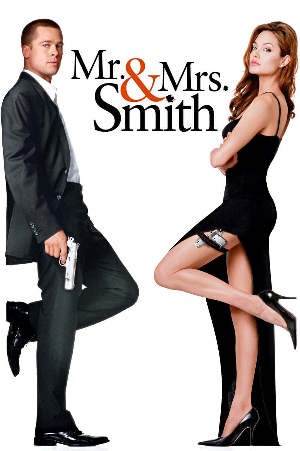 Mr. and Mrs. Smith, 2005