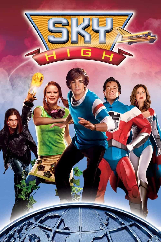Sky High, 2005