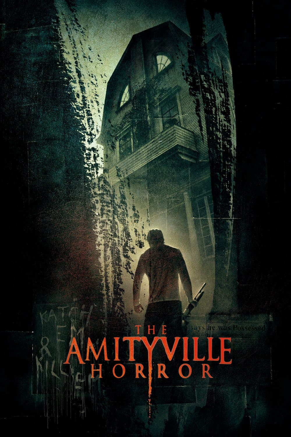The Amityville Horror, 2005