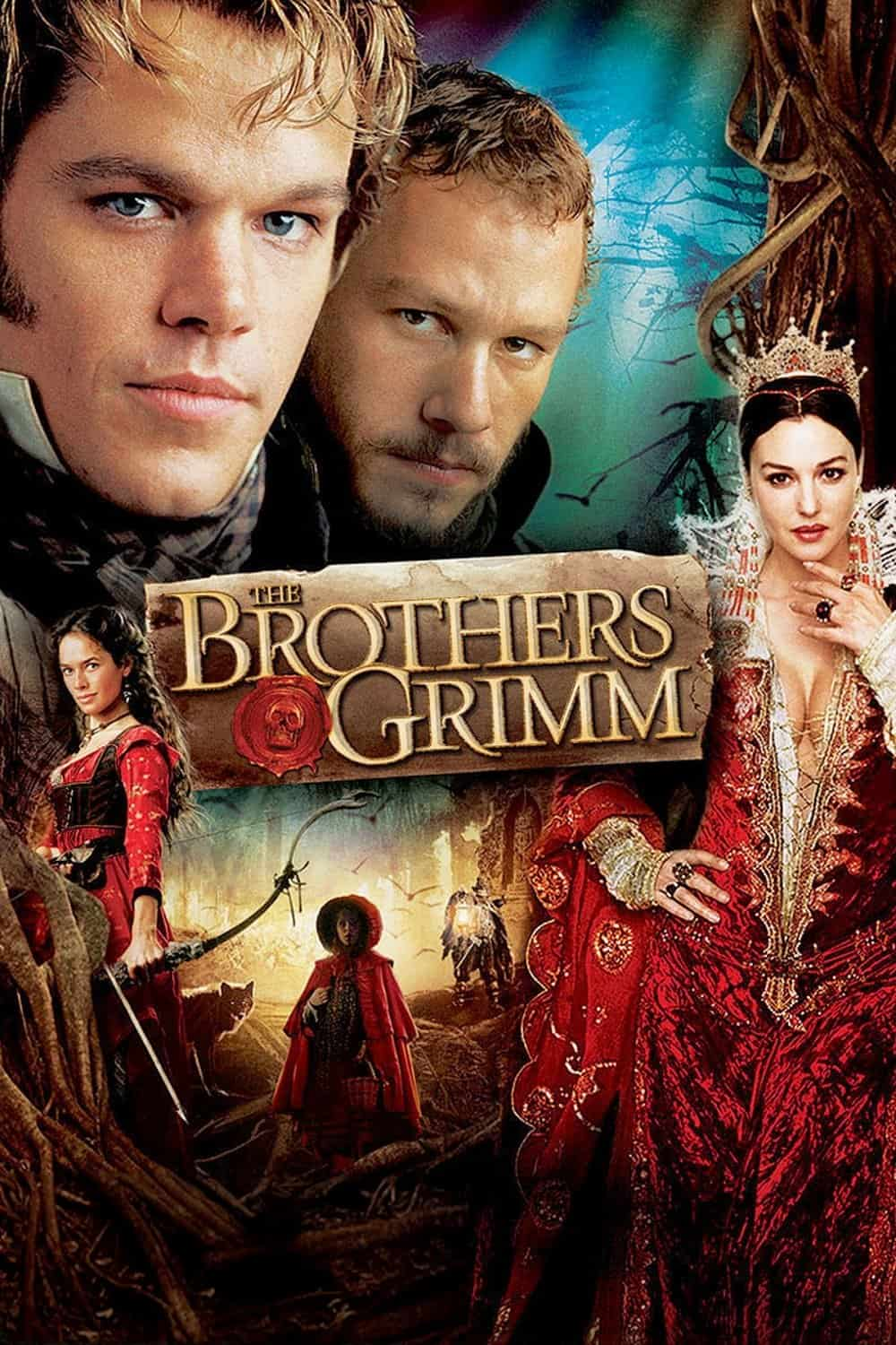 The Brothers Grimm, 2005