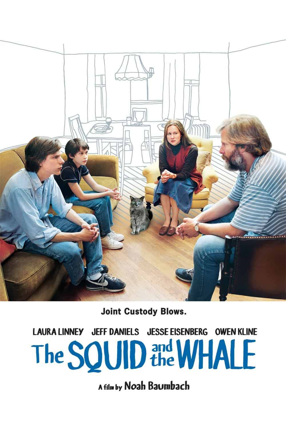 The Squid and the Whale, 2005
