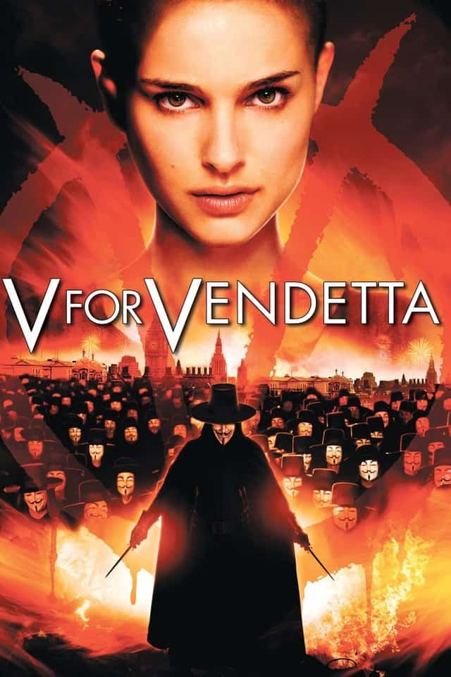 V for Vendetta, 2005