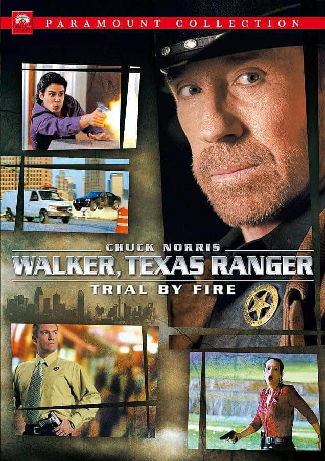 Walker, Texas Ranger: Trial by Fire, 2005