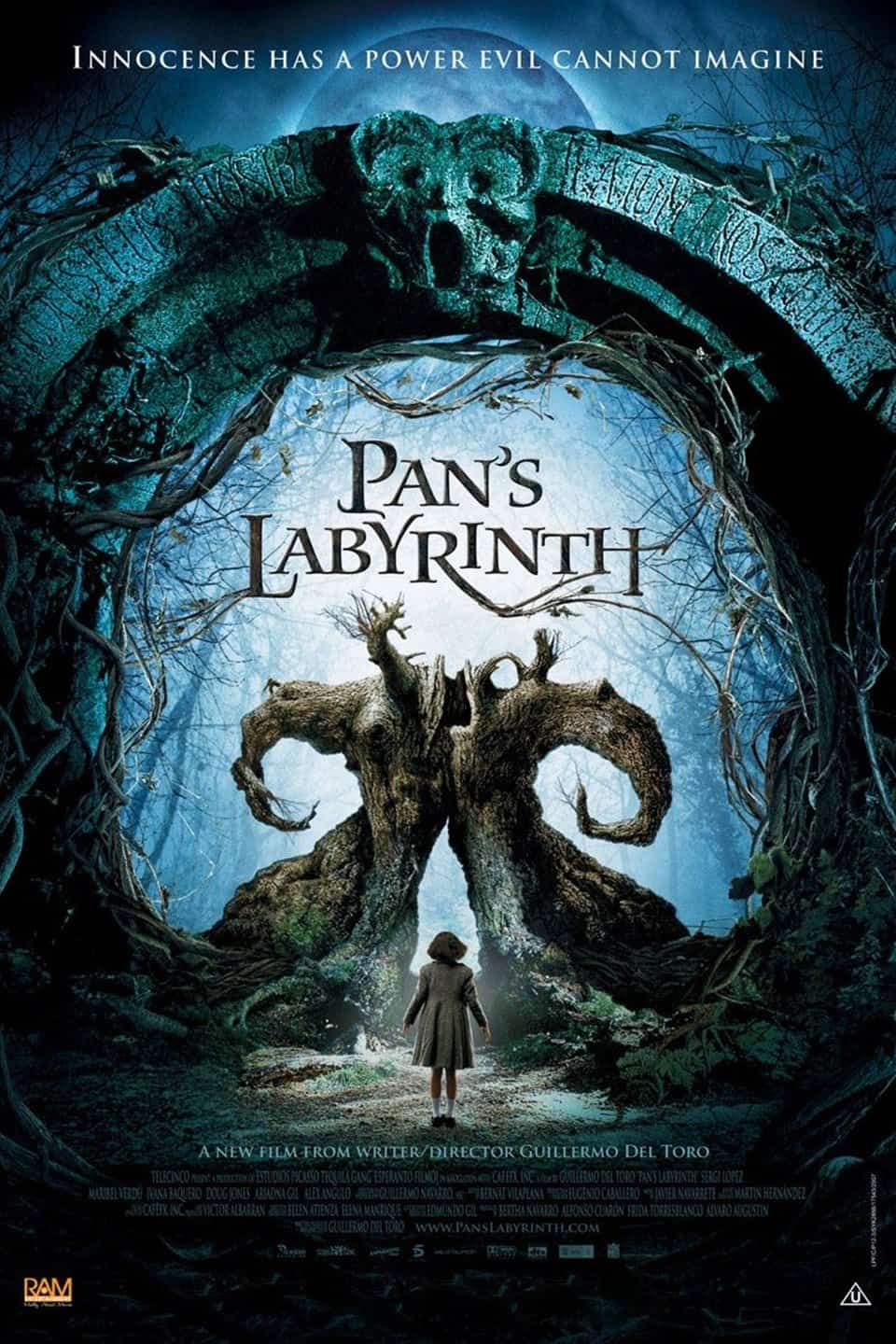 Pan's Labyrinth,2006