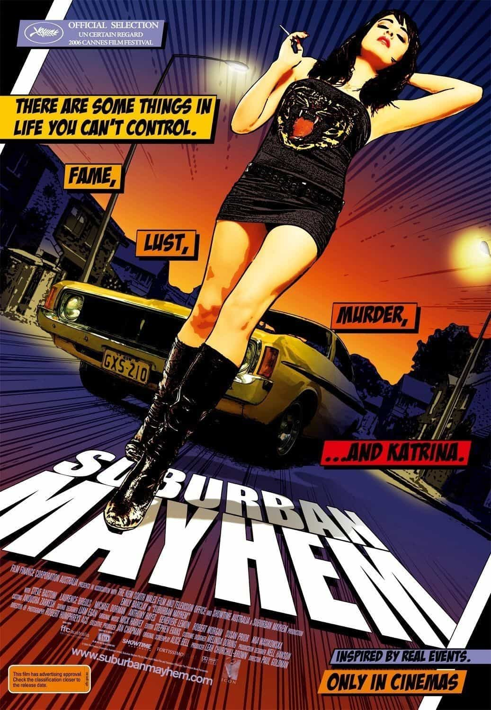 Suburban Mayhem, 2006