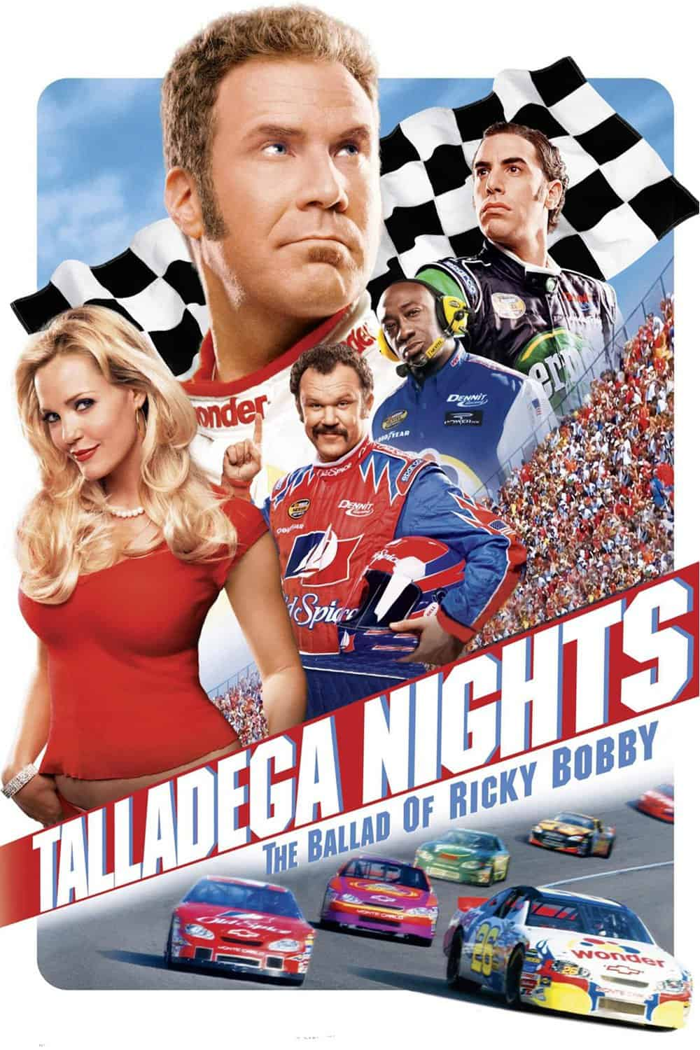 Talladega Nights: The Ballad of Ricky Bobby, 2006