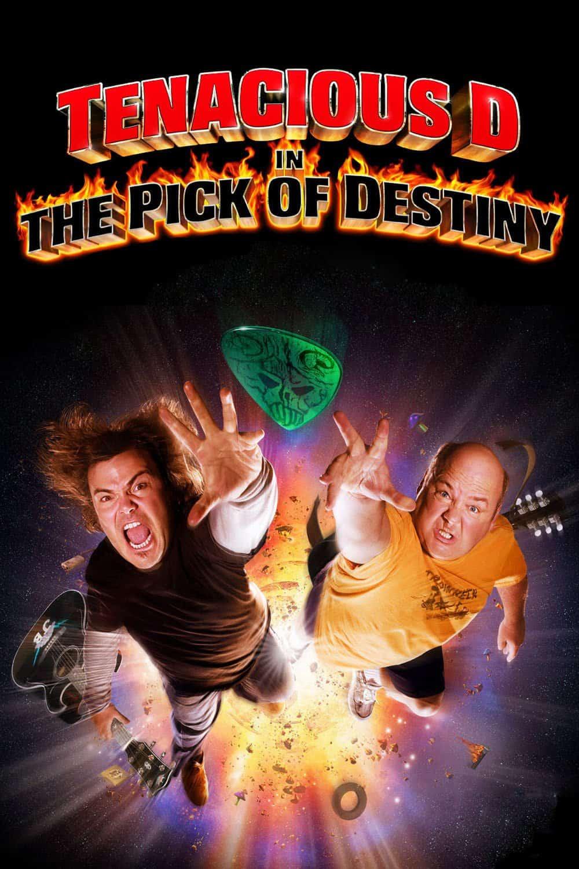 Tenacious D in The Pick of Destiny, 2006