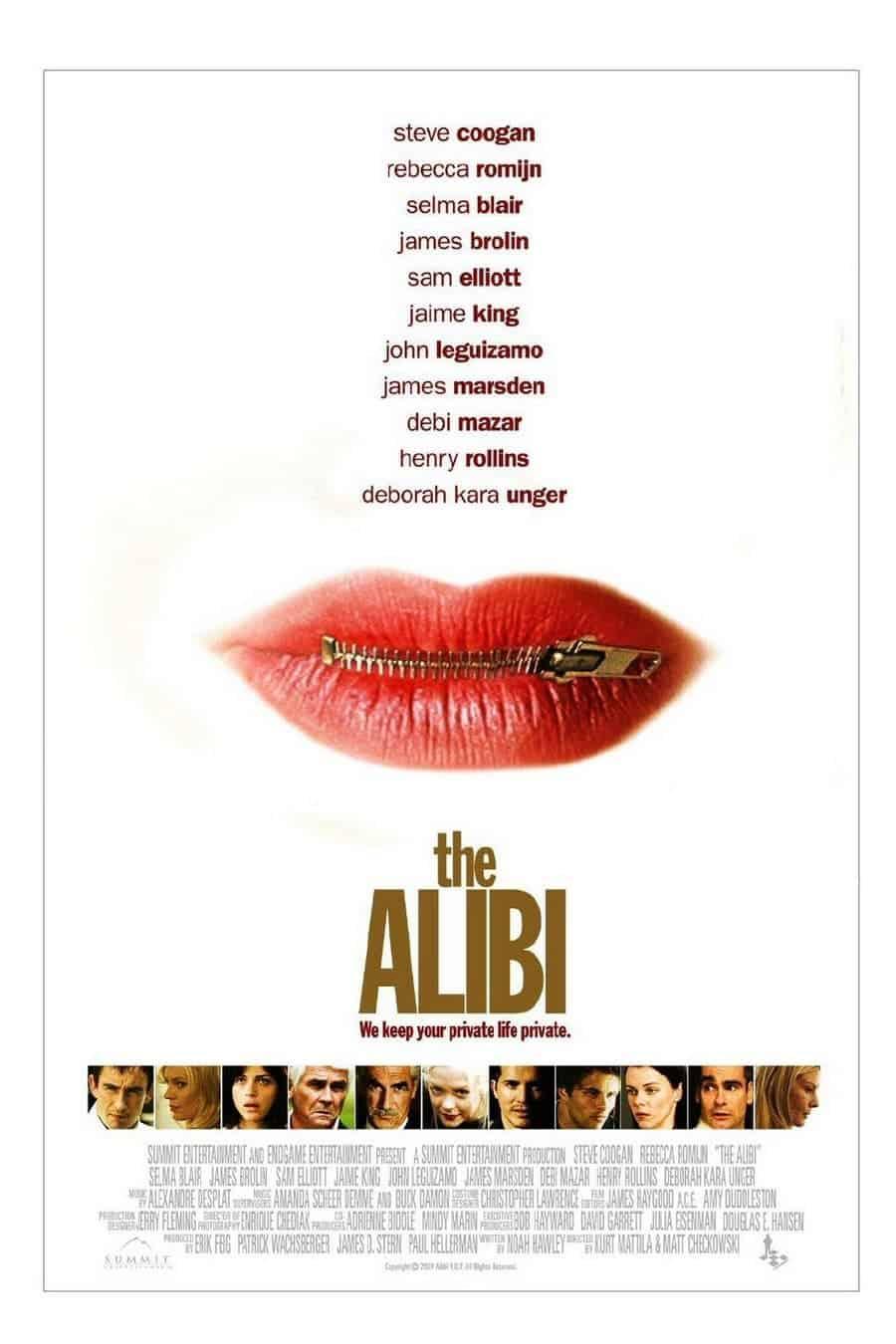 The Alibi, 2006